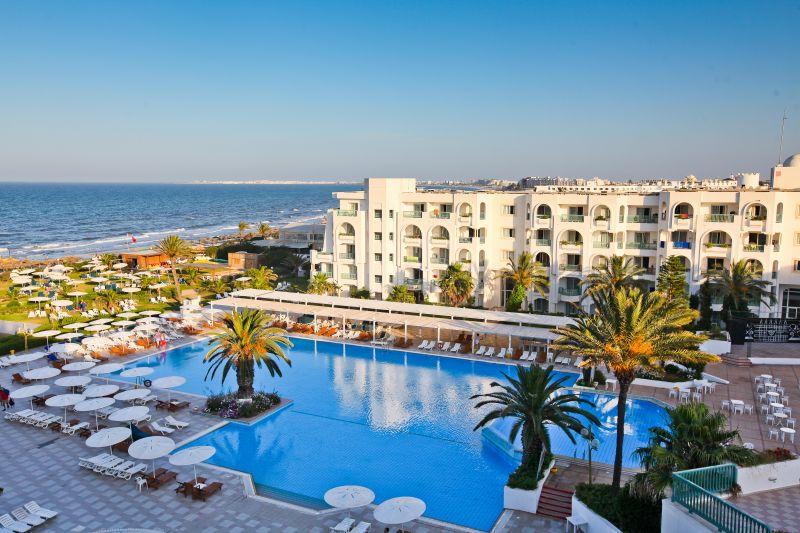Отель El Mouradi Mahdia. Махдия, Тунис