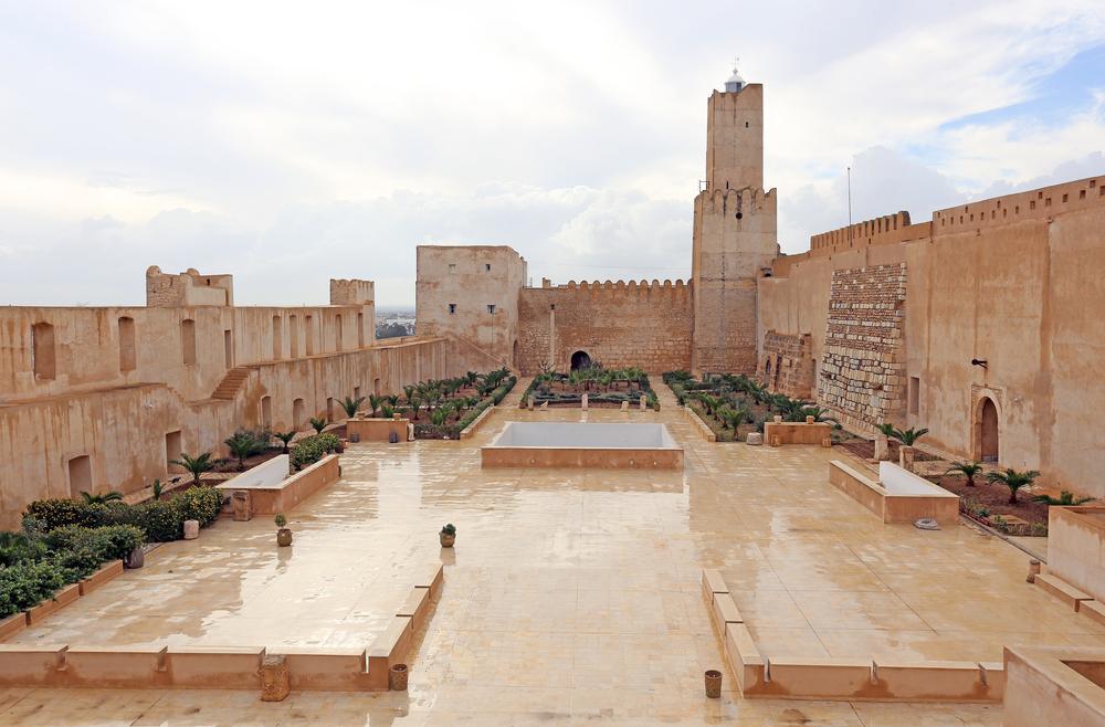 Крепость Касба. Сусс, Тунис.
