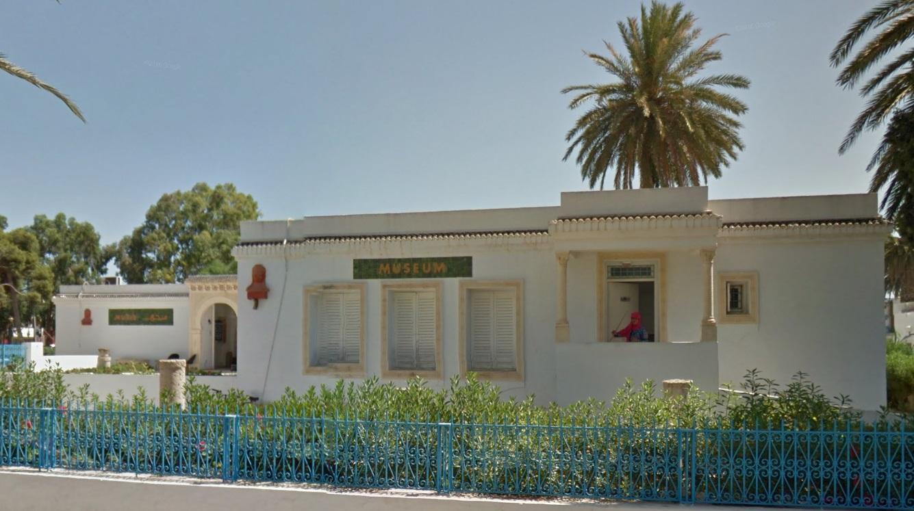 Археологический музей. Набёль, Тунис.