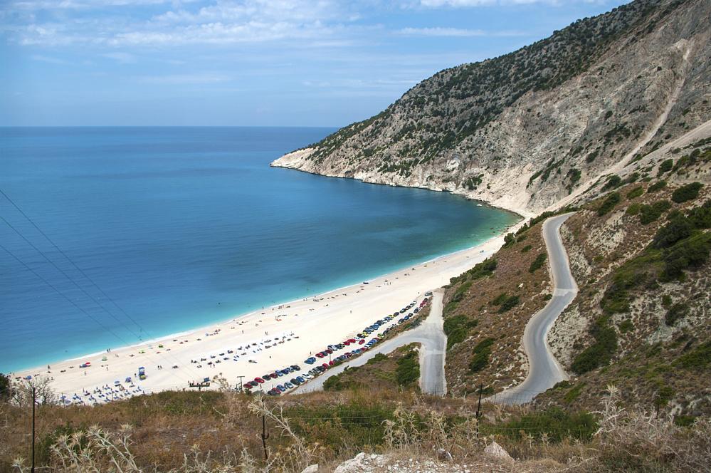 Пляж Мартос. Крит, Греция.
