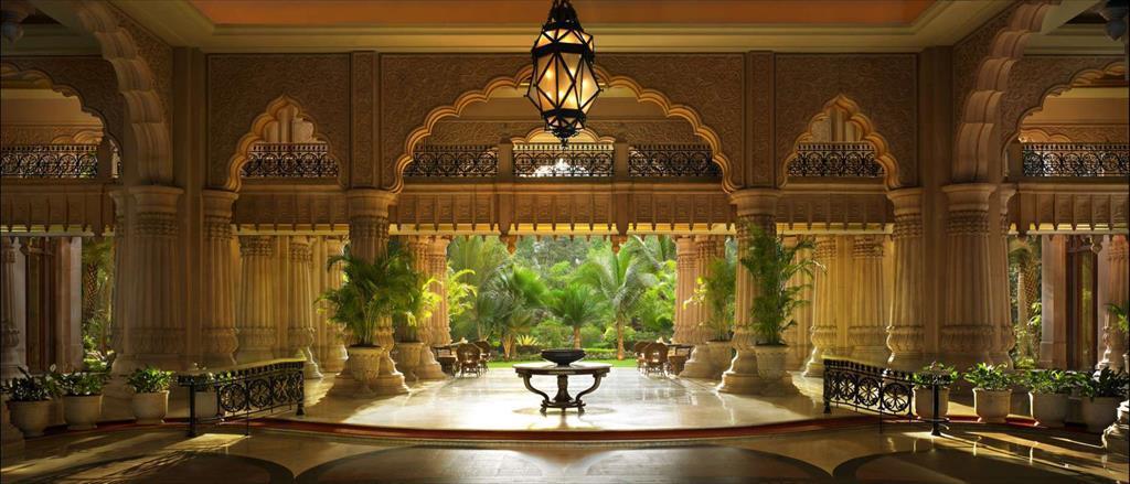 Отель The Leela Goa. Мобор, Южный Гоа.