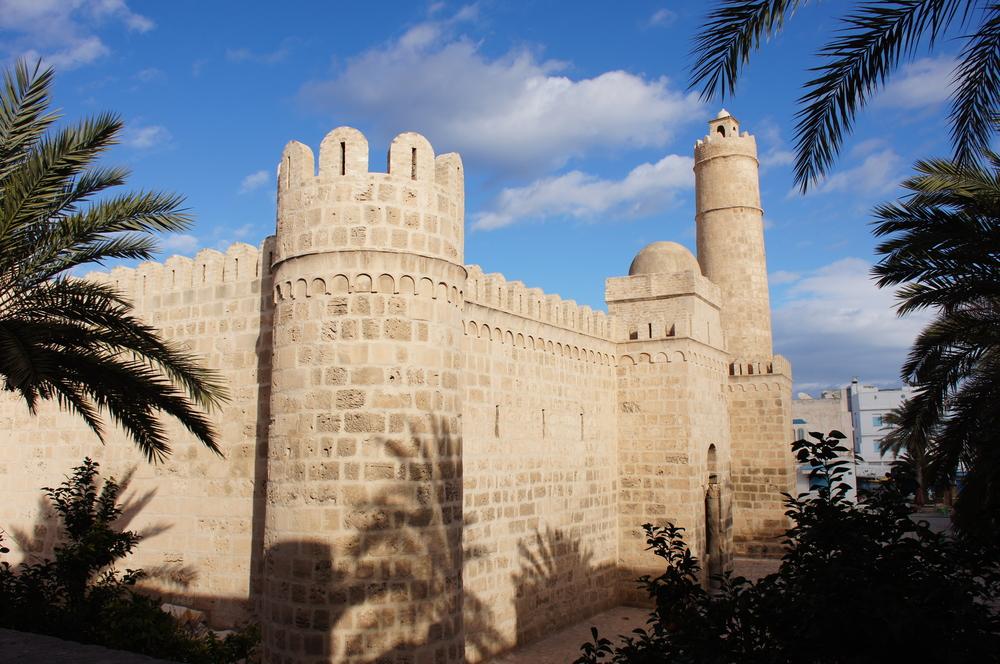 Крепость Рибат. Сусс, Тунис.