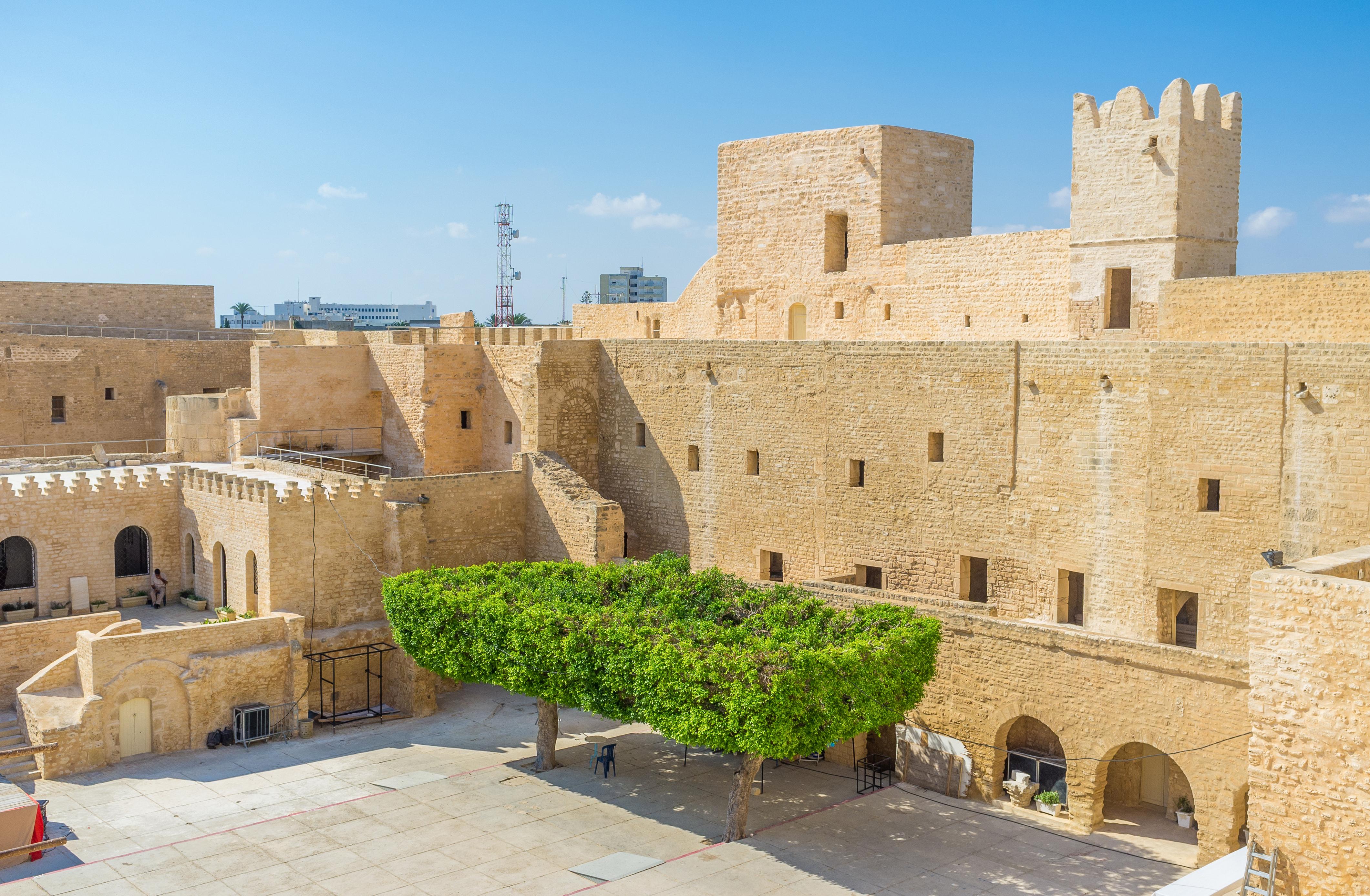 Рибат Хартем, Монастир, Тунис.