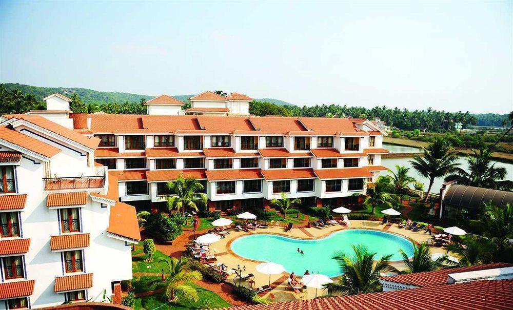 Отель Doubletree By Hilton Hotel Goa. Бага, Северный Гоа.