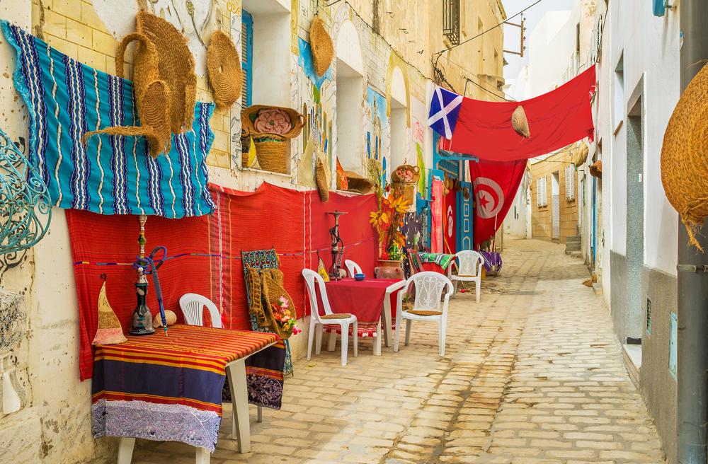 Медина. Сусс, Тунис.