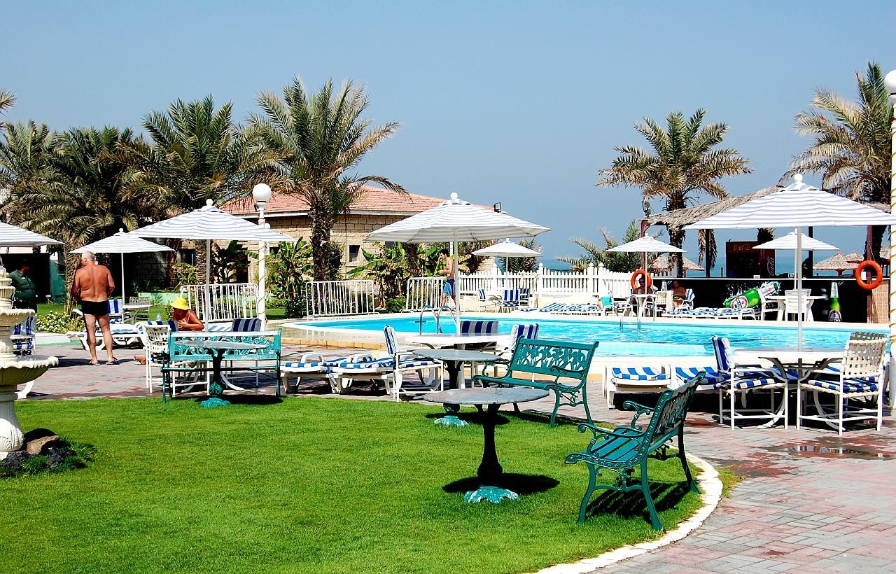 Отель Ajman Beach Hotel, Аджман, ОАЭ.