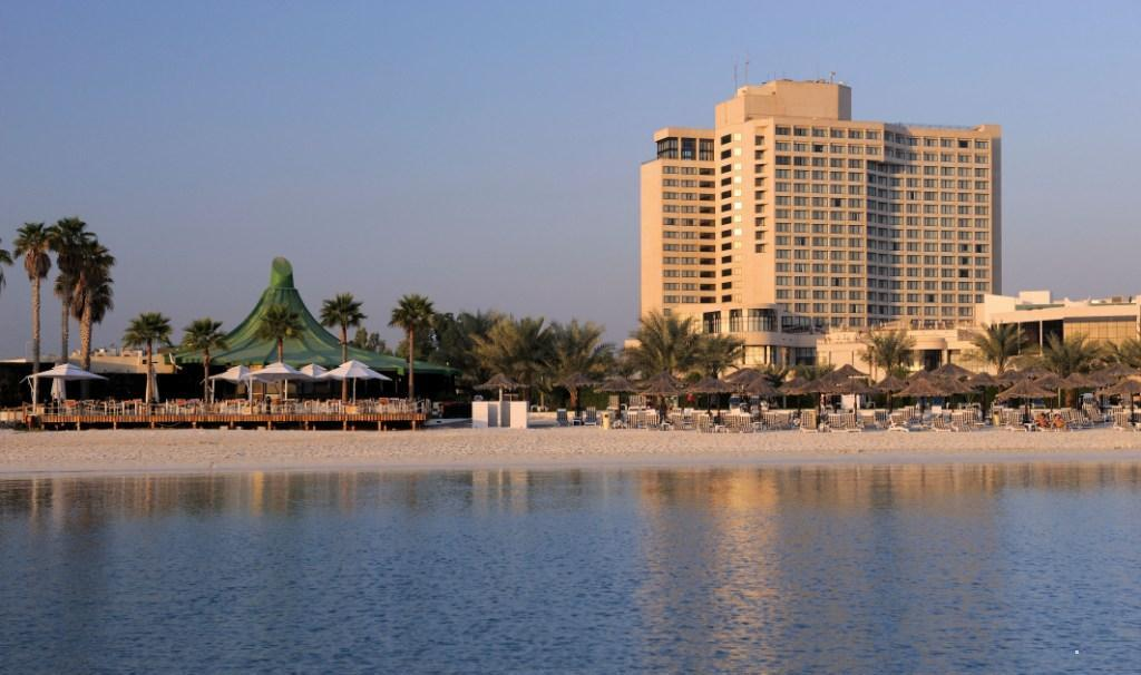 Отель InterContinental Abu Dhabi, Абу-Даби, ОАЭ