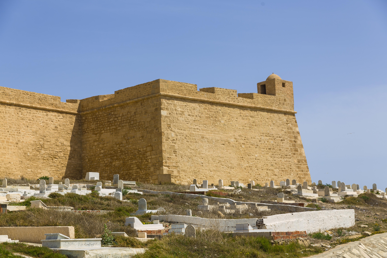 Бордж-эль-Кебир, Махдия, Тунис.