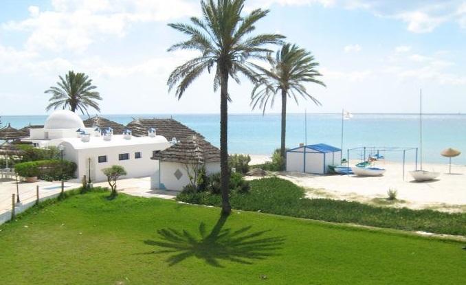 Отель Riadh Club, Набёль, Тунис