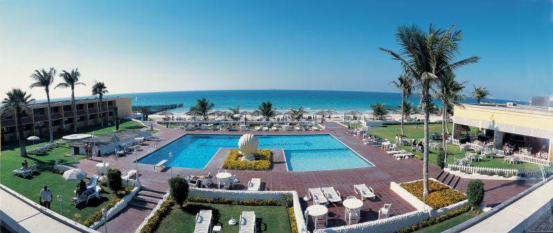 Отель Lou'Lou'a Beach Resort, Шарджа, ОАЭ.