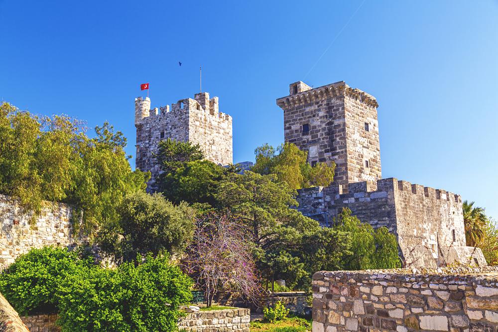 Замок Святого Петра. Бодрум, Турция.