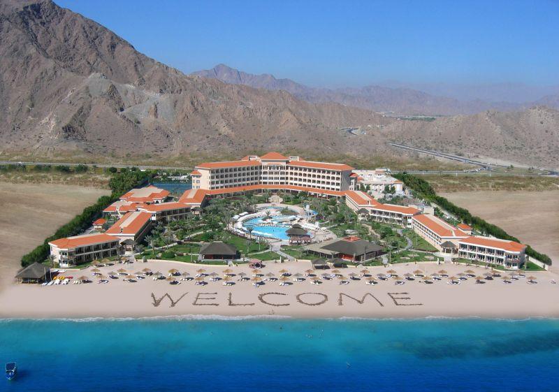 Отель Fujairah Rotana Resort And Spa, Фуджейра, ОАЭ.