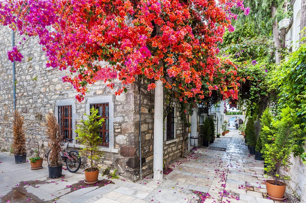Старый город. Бодрум, Турция.