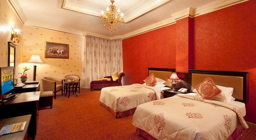 Отель Royal Beach Resort & Spa, Шарджа, ОАЭ.