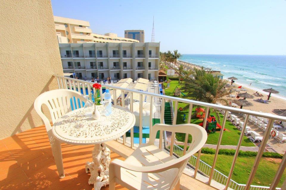 Отель Beach Hotel Sharjah, Шарджа, ОАЭ.