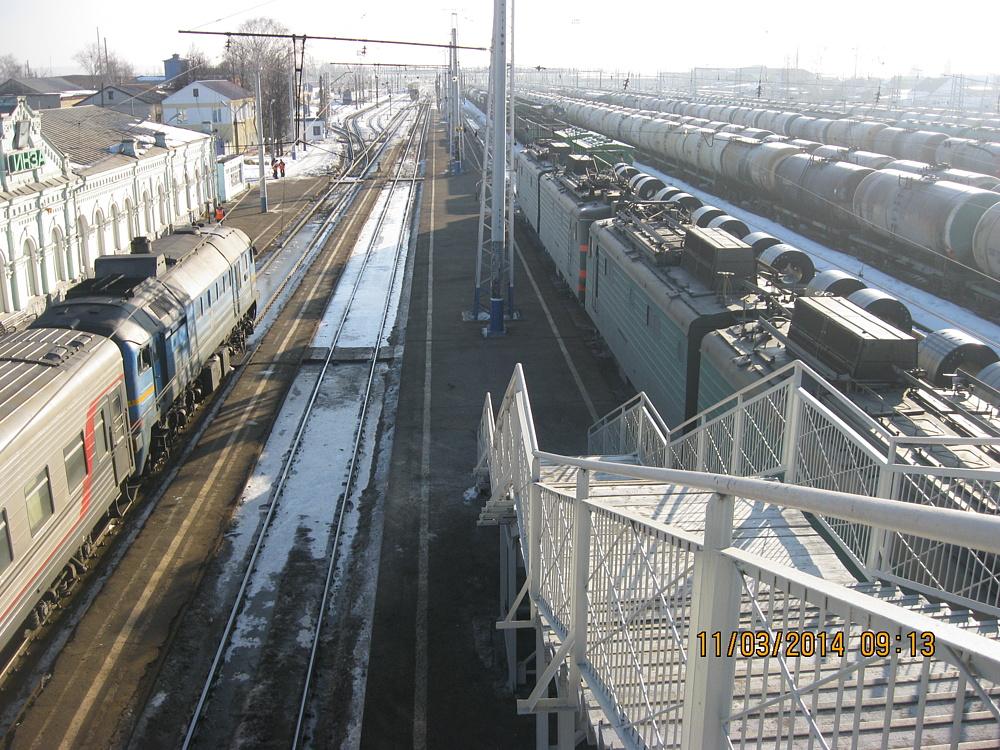 Вокзал Инза