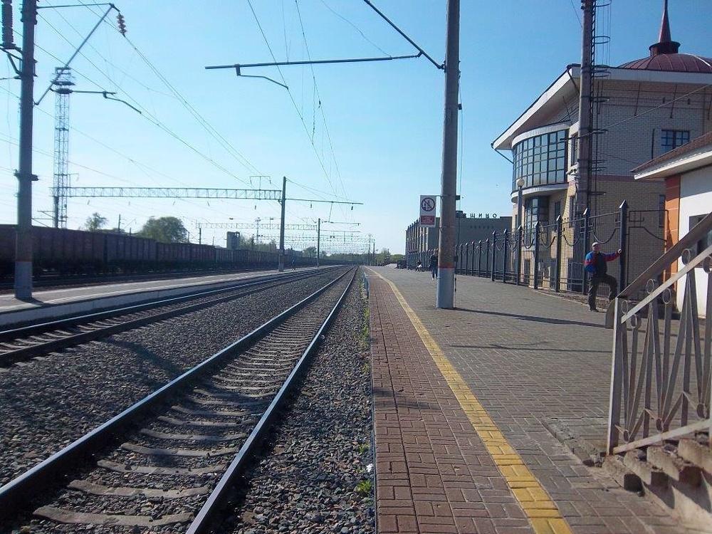 Вокзал Навашино