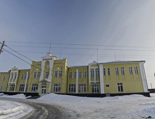 Вокзал Кирсанов