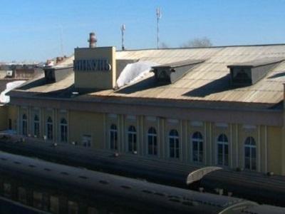 Вокзал Микунь