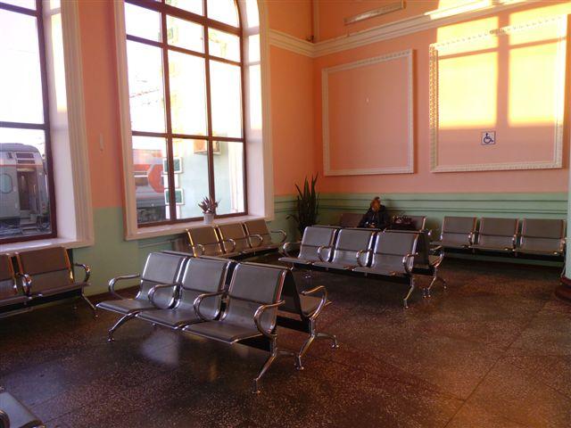 Вокзал Петров Вал