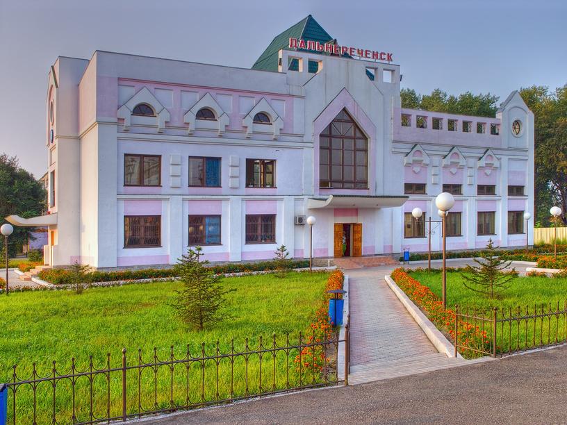 Вокзал Дальнереченск