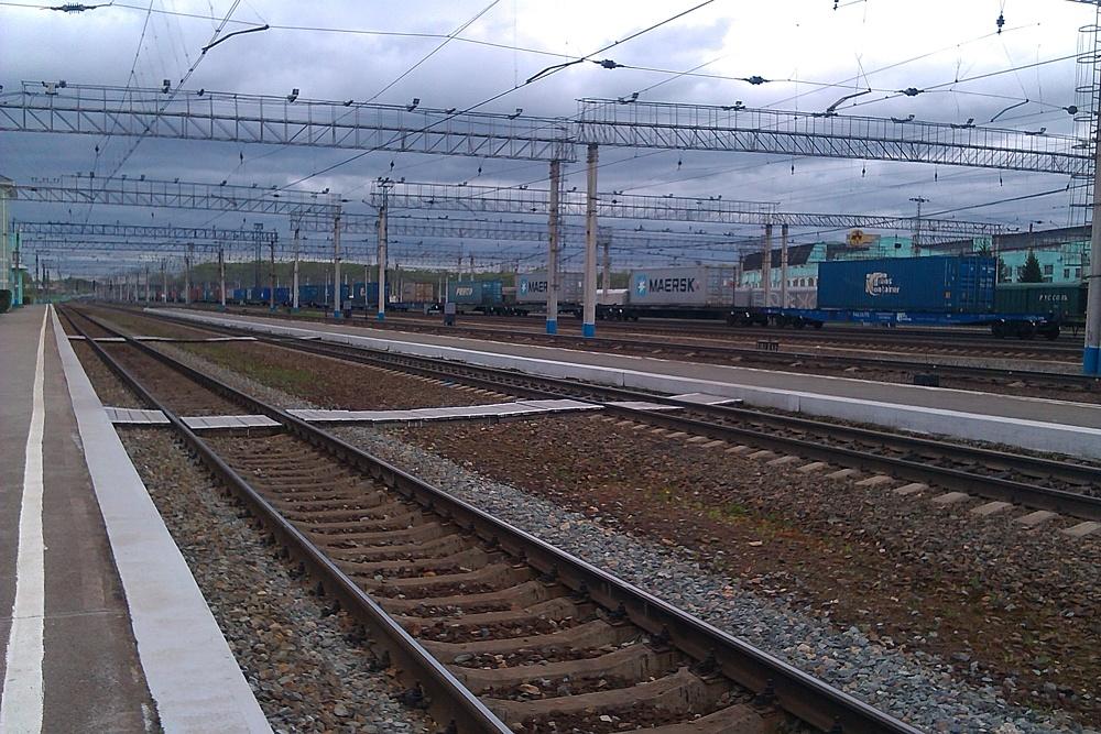 Вокзал Инская