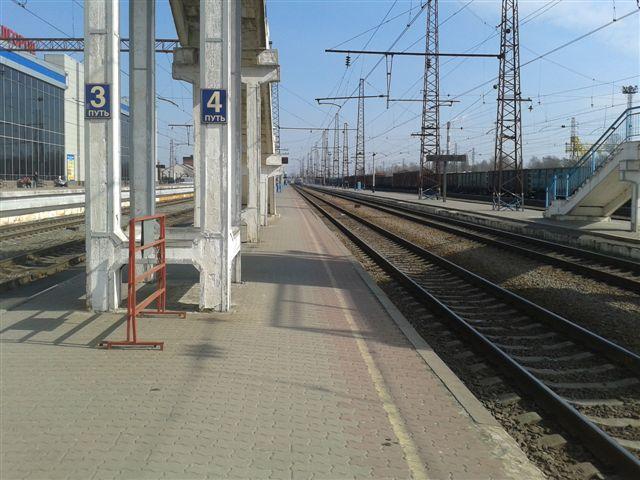 Вокзал Белгород