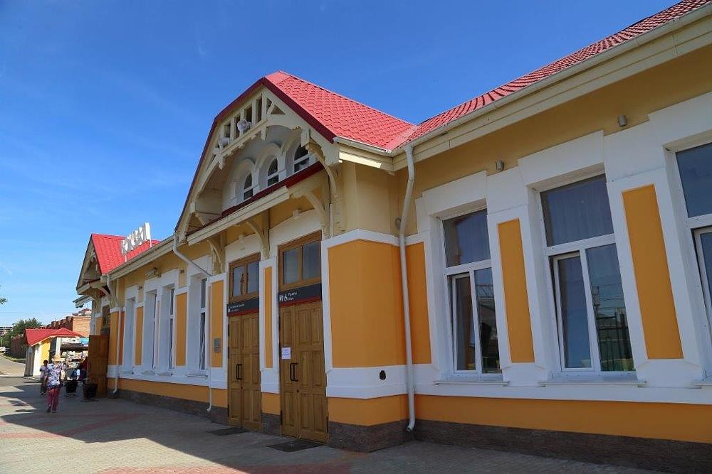 Вокзал Новосибирск-Южный