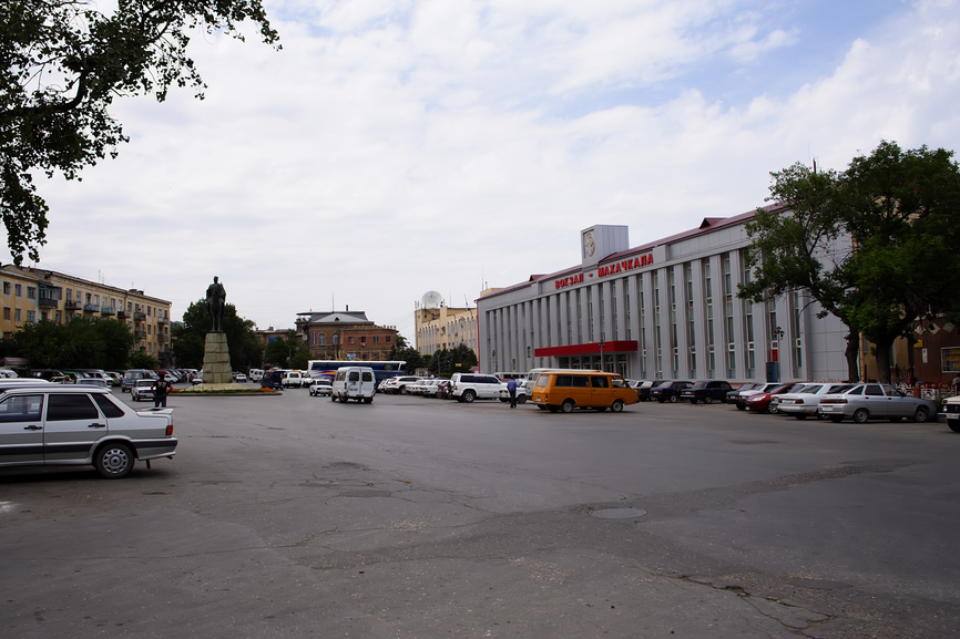 Вокзал Махачкала
