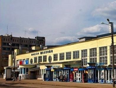 Вокзал Иваново