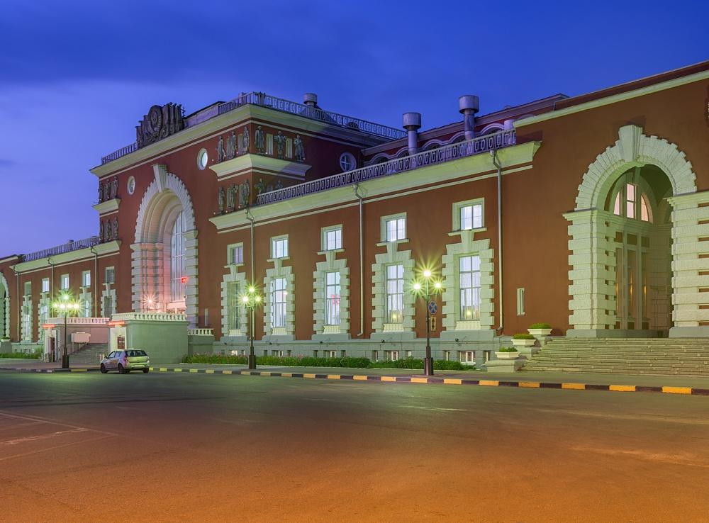 Вокзал Курск