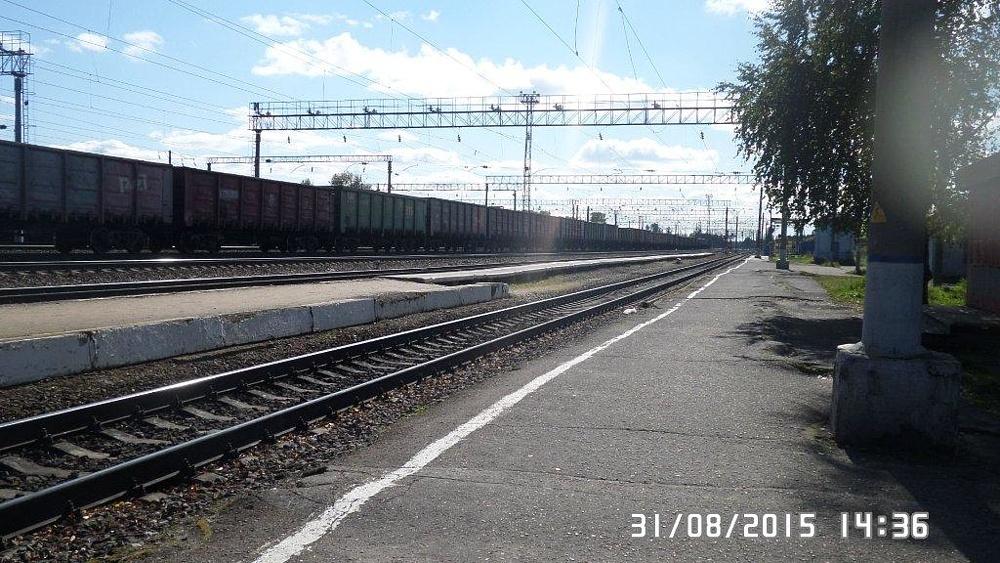 Вокзал Коноша