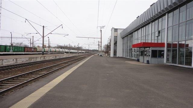 Вокзал Зеленый Дол