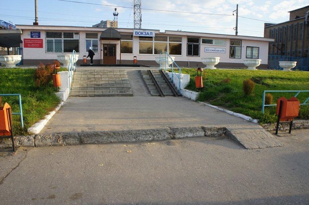 Вокзал Жигулевское море