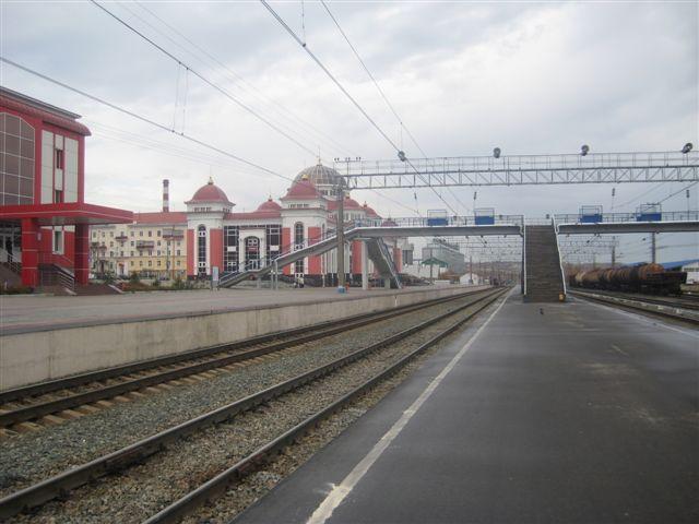 Вокзал Саранск