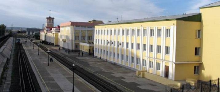 Вокзал Забайкальск