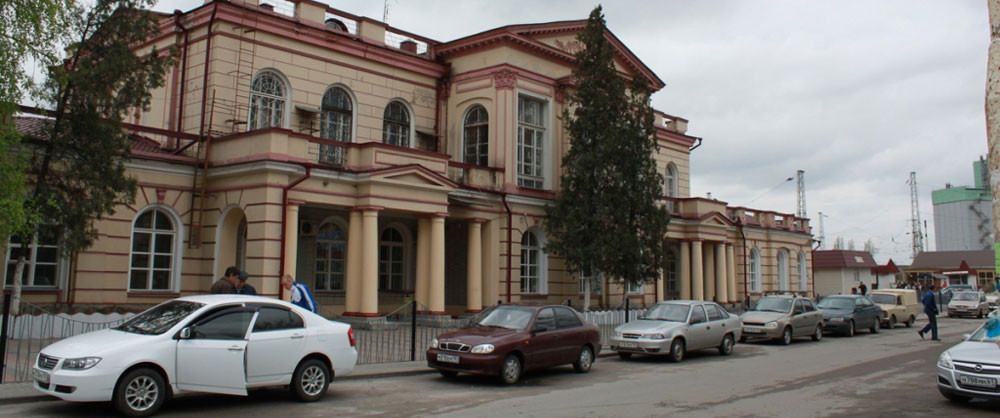 Вокзал Новочеркасск
