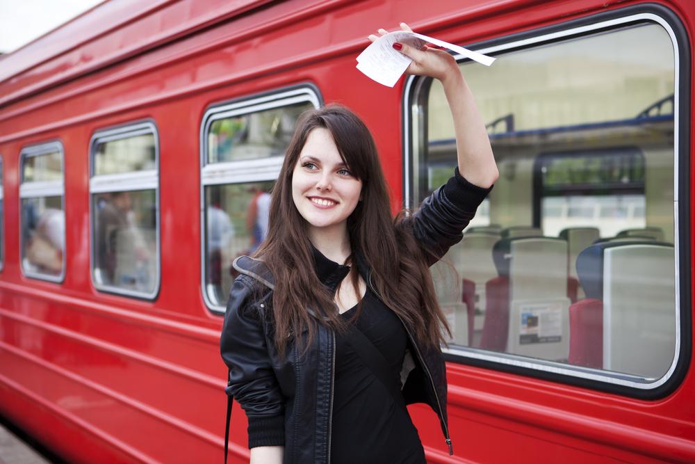 Поезд на майские праздники