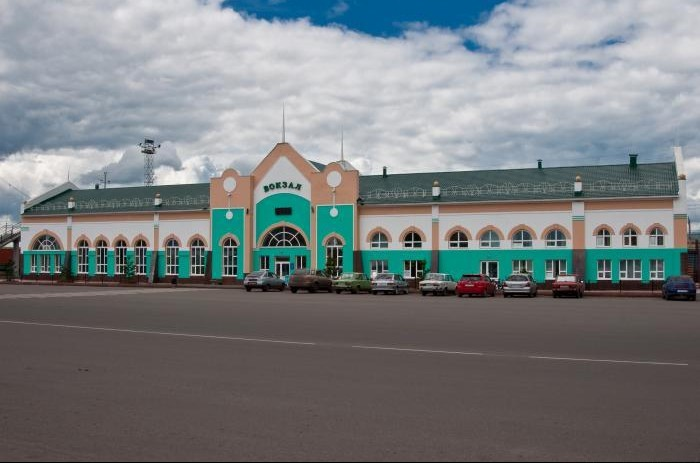 Вокзал Анжерская