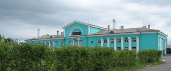 Вокзал Татарская