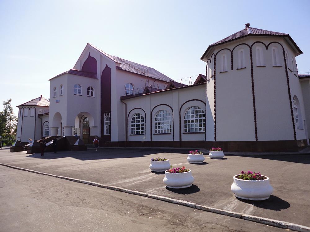 Вокзал Муром