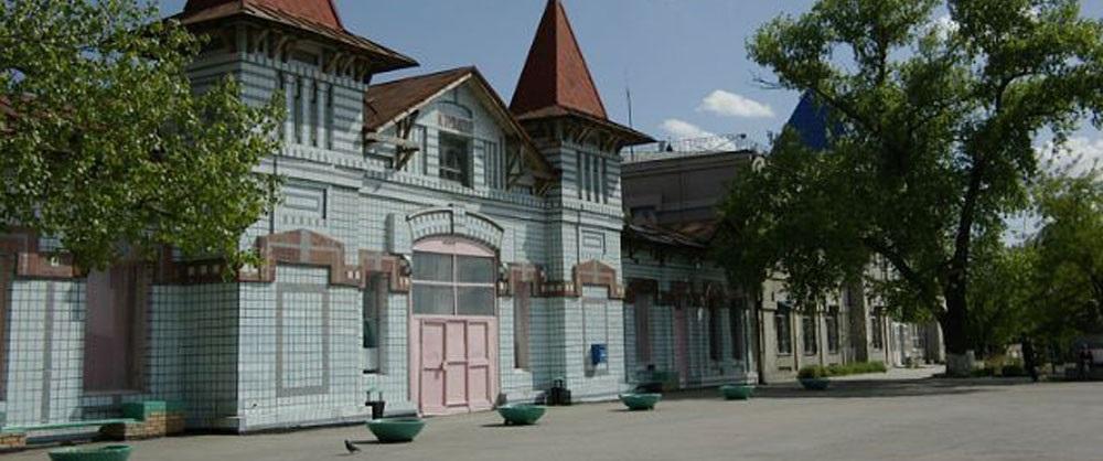 Вокзал Кизляр