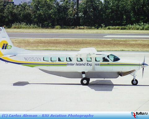 Cessna 208 Caravan I, Grand Caravan & Cargomaster