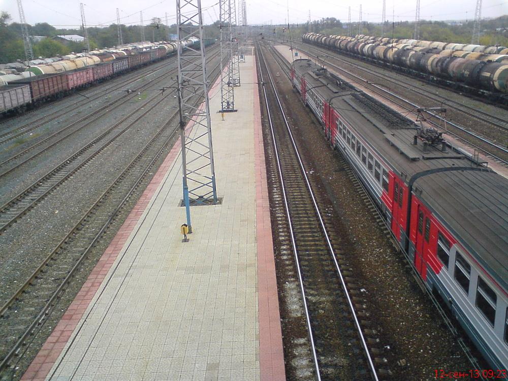 Вокзал Новокуйбышевская