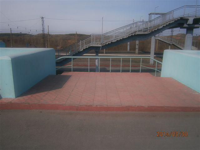 Вокзал Киселевск