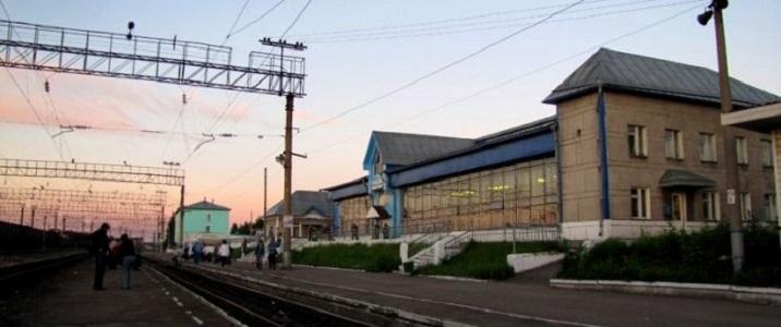 Вокзал Няндома