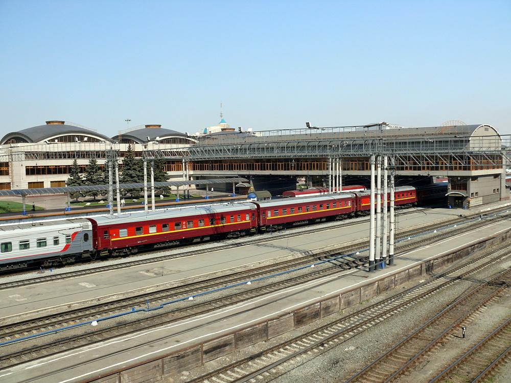 Вокзал Челябинск