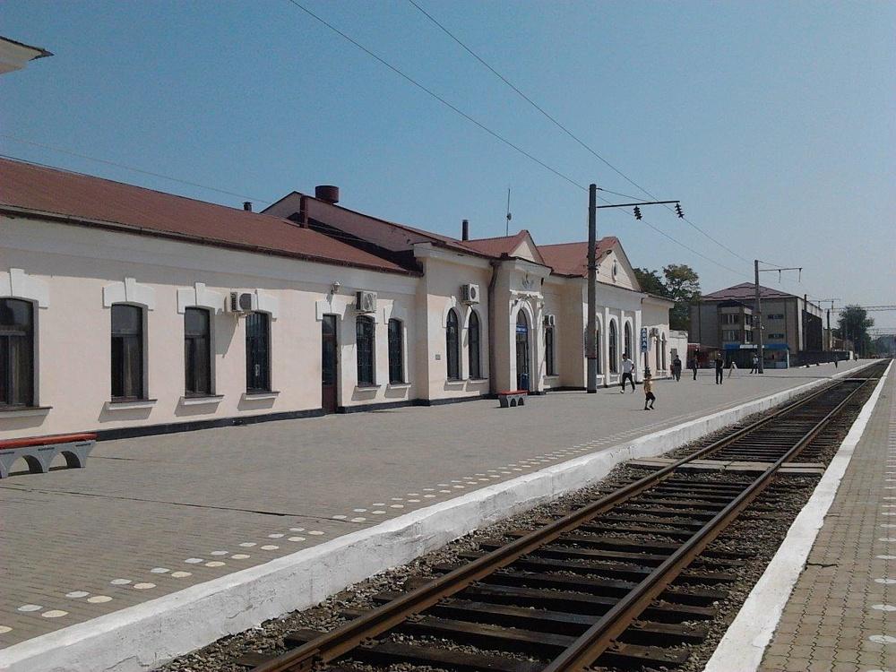 Вокзал Грозный