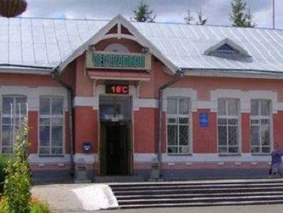Вокзал Черепаново