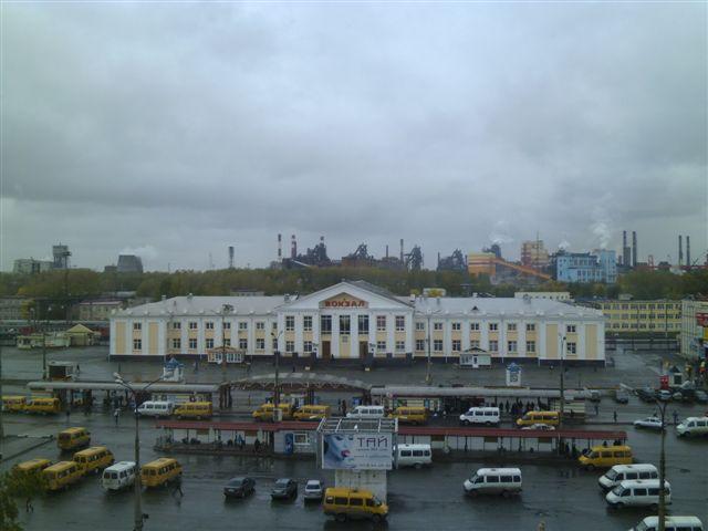 Вокзал Нижний Тагил